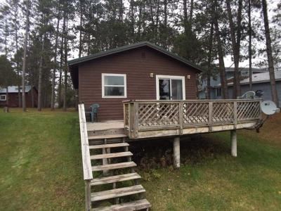 Forest County, Iron Wi County, Langlade County, Lincoln County, Oneida County, Vilas County Condo/Townhouse For Sale: 4345 Leaveth Rd #4