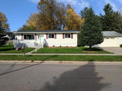 Park Falls Single Family Home For Sale: 118 9th St N