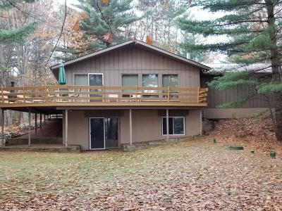 Eagle River WI Single Family Home For Sale: $439,000