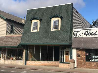 Eagle River WI Commercial For Sale: $129,000