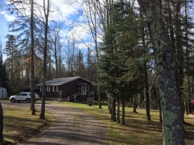 Forest County, Iron Wi County, Langlade County, Lincoln County, Oneida County, Vilas County Single Family Home For Sale: 2034w Martha Lake Rd