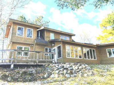 Lincoln County, Price County, Oneida County, Vilas County Single Family Home For Sale: 8259 Hwy 8
