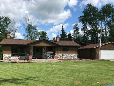 Forest County, Iron Wi County, Langlade County, Lincoln County, Oneida County, Vilas County Single Family Home For Sale: 7778 Cth P