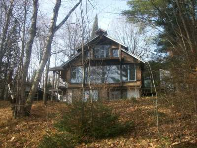 Forest County, Iron Wi County, Langlade County, Lincoln County, Oneida County, Vilas County Single Family Home For Sale: 1860 Amik Lake Ln