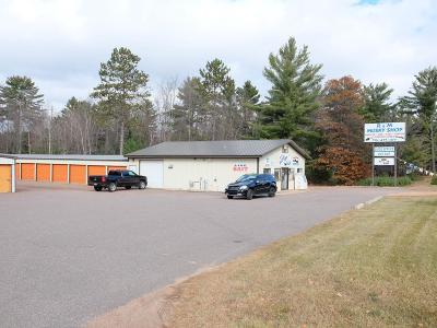 Eagle River WI Commercial For Sale: $630,000
