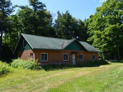Lac Du Flambeau Single Family Home For Sale: 3425 Hwy 47