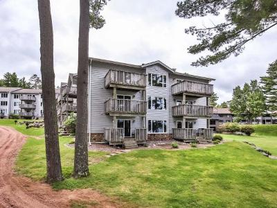 Minocqua Condo/Townhouse For Sale: 8250 Northern Rd #244