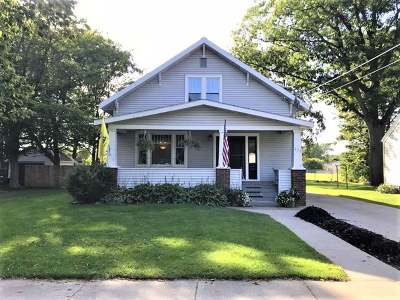 Antigo Single Family Home For Sale: 430 Deleglise St