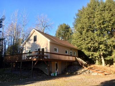 Presque Isle Single Family Home For Sale: 8250 Kunschke Rd