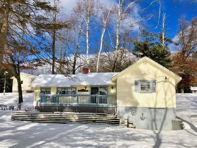 Eagle River WI Single Family Home For Sale: $299,900