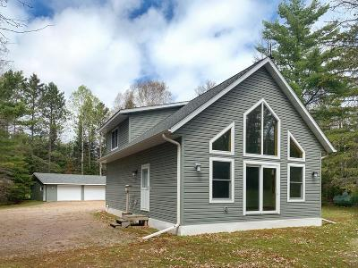 Eagle River WI Single Family Home For Sale: $224,900
