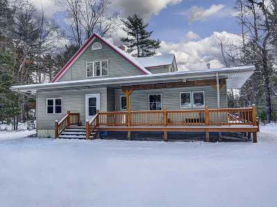 Eagle River WI Duplex For Sale: $114,500