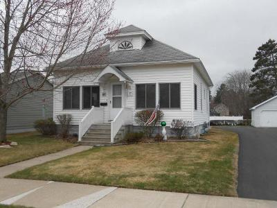 Antigo Single Family Home For Sale: 912 Arctic St