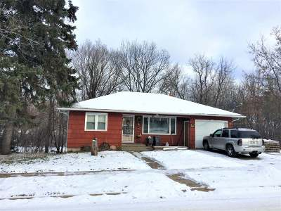 Rhinelander WI Single Family Home Active O/C: $99,000