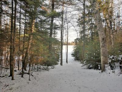 Three Lakes Residential Lots & Land For Sale: Lot 3 Hansen Ln