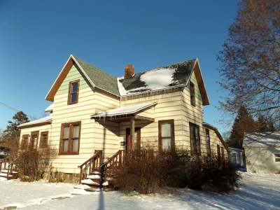 Antigo Single Family Home For Sale: 431 Watson St