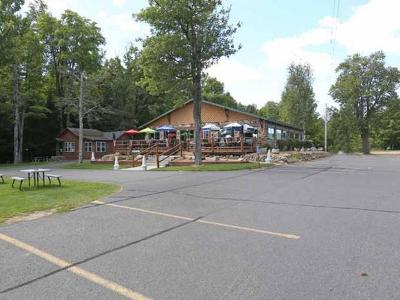 Three Lakes Commercial For Sale: 1426 Hwy 32