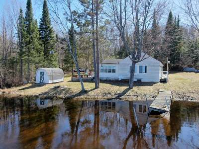 Bessemer Township MI Single Family Home For Sale: $83,900