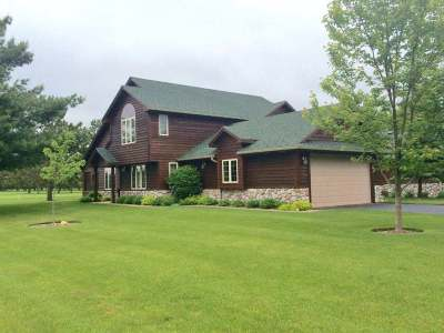 Minocqua Condo/Townhouse For Sale: 7310 Deerwood Rd