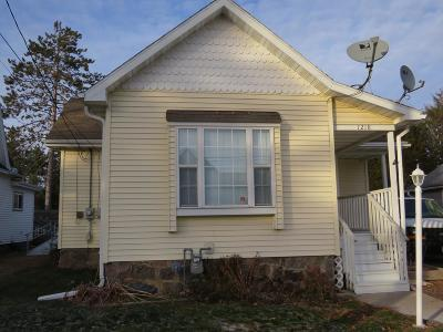 Antigo Single Family Home For Sale: 1218 5th Ave