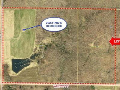 Ogema Residential Lots & Land For Sale: On Meier Rd
