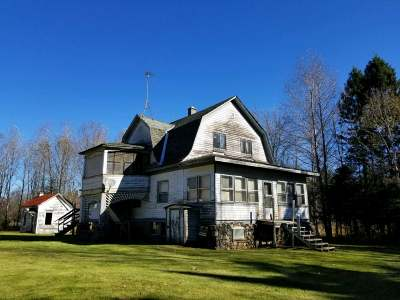 Argonne WI Single Family Home For Sale: $22,900