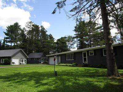 Single Family Home For Sale: 2010 Carls Park Rd