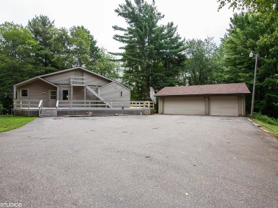 Lincoln County, Price County, Oneida County, Vilas County Single Family Home For Sale: 5569 Windy Hill Dr