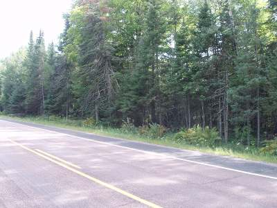 Butternut Residential Lots & Land For Sale: On Hwy 13