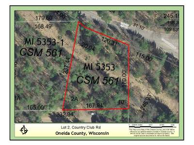 Residential Lots & Land For Sale: Lot 2 Country Club Rd