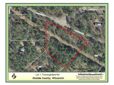 Residential Lots & Land For Sale: Lot 1 Thoroughfare Rd