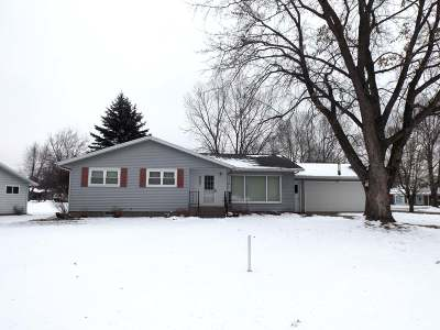 Merrill Single Family Home For Sale: 2403 Cotter Ct