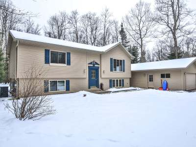Woodruff WI Single Family Home Sold: $190,000