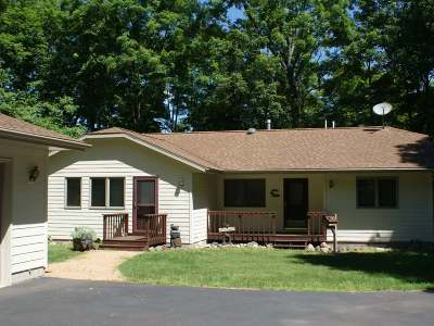 Presque Isle Single Family Home Active O/C: 9552 Timber Wolf Rd