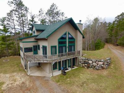 Minocqua WI Single Family Home For Sale: $569,000