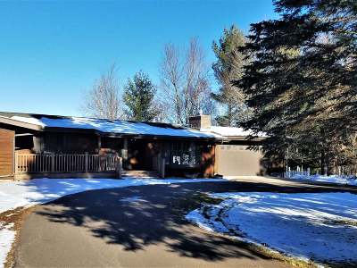 Price County Single Family Home Active O/C: N8917 Hwy 100