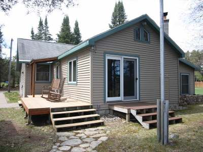 Langlade County, Forest County, Oneida County Single Family Home For Sale: 5130 Evergreen Ct