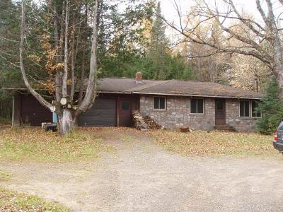 Single Family Home For Sale: 16379 Hwy 13 #W/49A