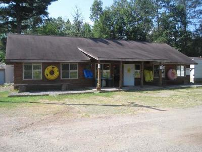 Eagle River WI Commercial For Sale: $248,650