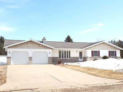 Antigo Single Family Home For Sale: 745 Sunset Dr