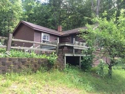Minocqua Condo/Townhouse For Sale: 12096 Musky Shores Dr #4