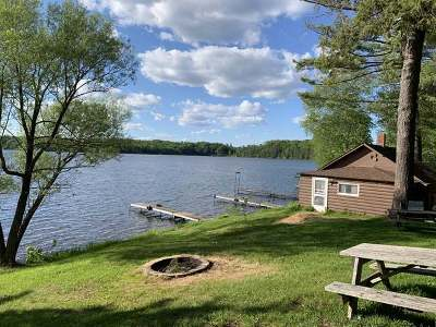 Forest County, Iron Wi County, Langlade County, Lincoln County, Oneida County, Vilas County Condo/Townhouse For Sale: 12082 Musky Shores Dr #1