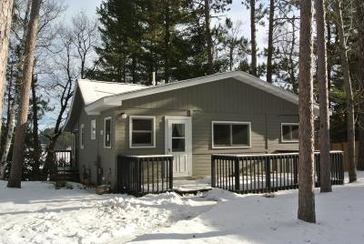 Langlade County, Forest County, Oneida County Condo/Townhouse For Sale: 9484 Country Club Rd #6