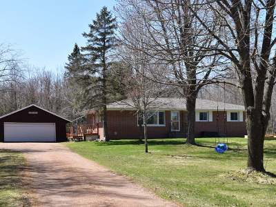 Tomahawk WI Single Family Home For Sale: $189,900