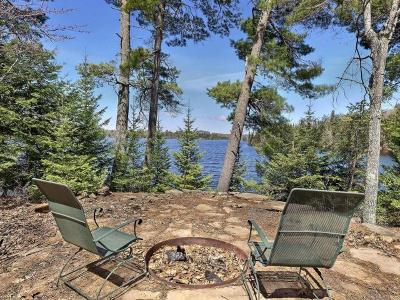 Forest County, Iron Wi County, Langlade County, Lincoln County, Oneida County, Vilas County Single Family Home For Sale: 6509 Landing Lake Rd