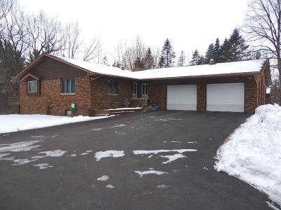 Single Family Home For Sale: N2354 Vista Dr