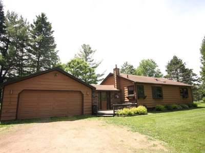 Lincoln County, Price County, Oneida County, Vilas County Single Family Home For Sale: 7024 Soo Lake Rd
