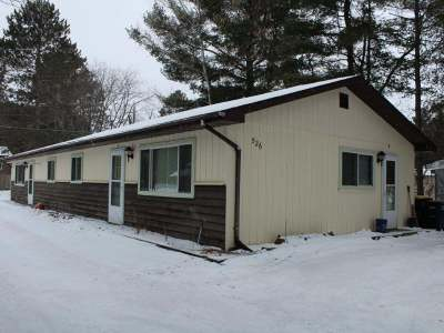 Eagle River WI Commercial For Sale: $89,900