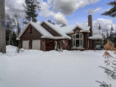 Land O Lakes Single Family Home For Sale: 6027 Boat Landing Rd