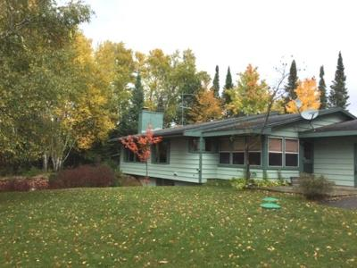 Vilas County Single Family Home For Sale: 9265 Bald Eagle Rd